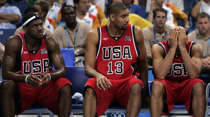 Team USA's Infamous Bronze Medal In Athens Is Easily The Biggest Olympic Upset In History