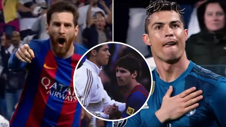 Incredible Video Comparing Cristiano Ronaldo And Lionel Messi Goes Viral
