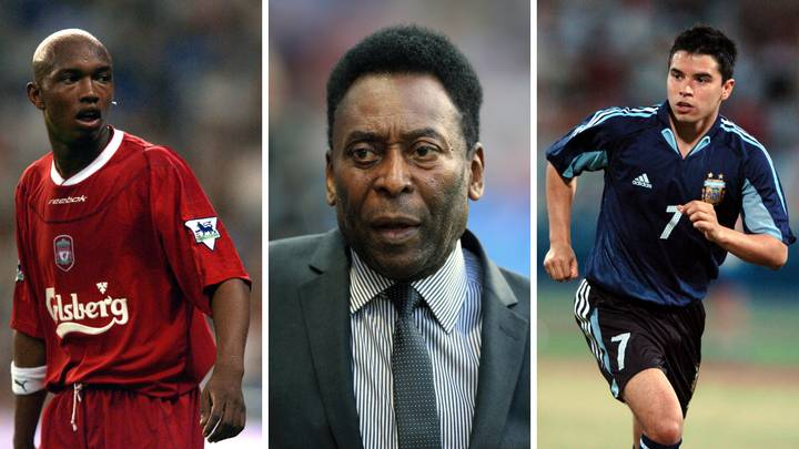 Pele Once Named His 125 Greatest Players And There's Some Seriously Bizarre Choices