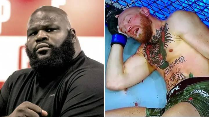 "Mark Henry Still Thinks 50 WWE Superstars Would ""Hand Conor McGregor His Ass"""