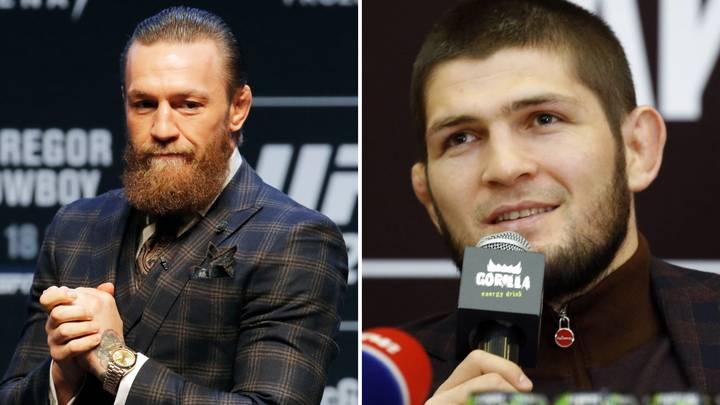 Fans Claim Khabib 'Humbled' Conor McGregor After His Press Conference With Cerrone