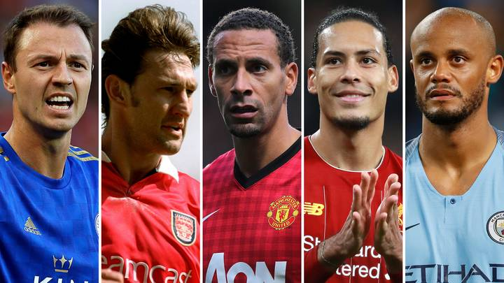 The 30 Greatest Premier League Centre-Backs Of All Time Have Been Named And Ranked
