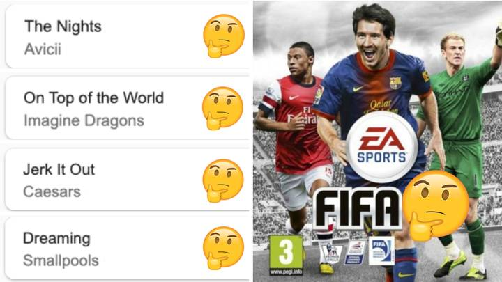 QUIZ: Can You Guess The FIFA Game From A Song On Its Soundtrack?