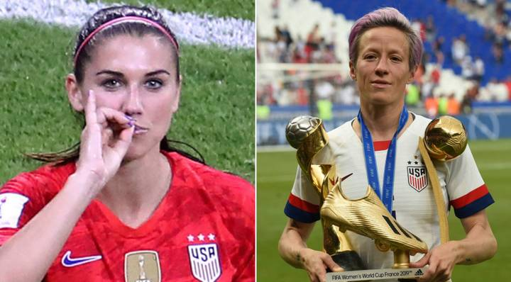 Judge Throws Out USA Women's National Team's Equal Pay Claim Against US Soccer
