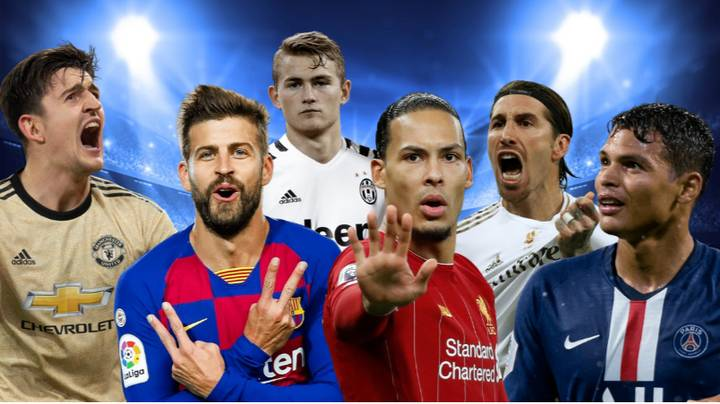 The Top 10 Highest-Paid Defenders In World Football