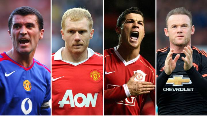 Manchester United's 50 Greatest Players Of All Time Have Been Named