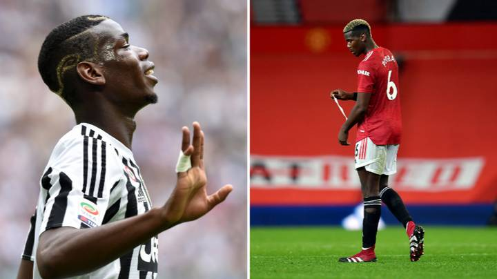 Former Juventus Teammate Pleads With Paul Pogba To Return To The Club