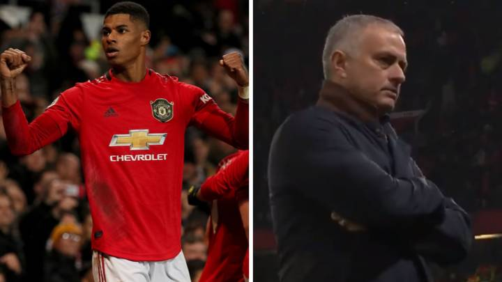 Marcus Rashford's Brother Trolls Jose Mourinho In Instagram Post After Man United Victory