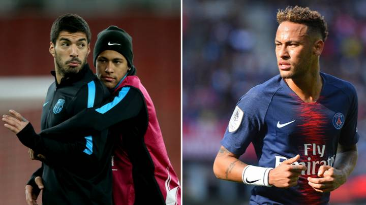 Luis Suarez Offered To Juventus So Barcelona Can Sign Neymar