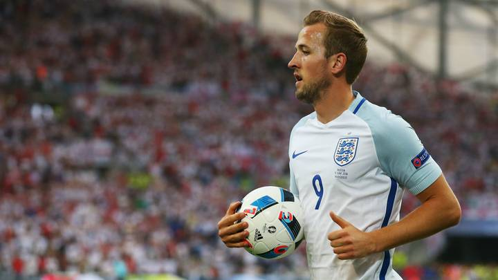 Nobody Can Understand Why Harry Kane Is Taking Corners For England