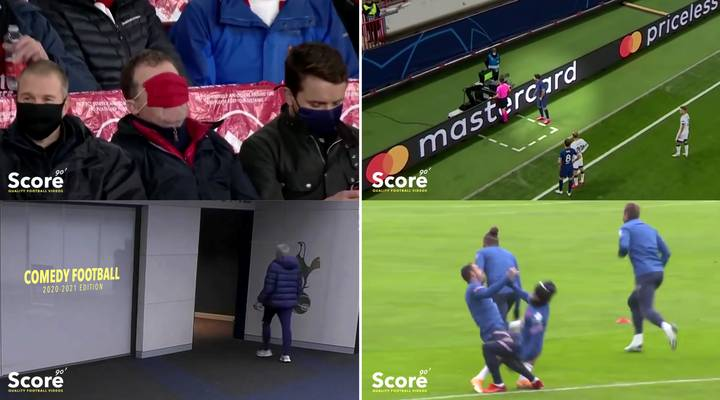 Hilarious YouTube Video Covering The Funniest Moments In Football This Year Goes Viral