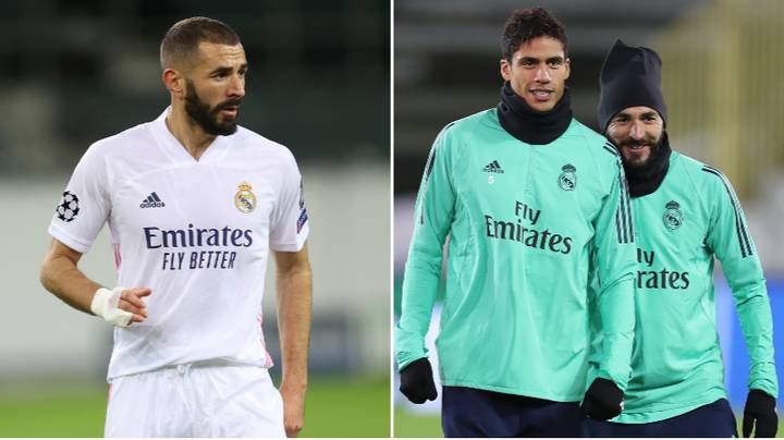 Karim Benzema's Former Agent Rips Into Real Madrid Defender Raphael Varane