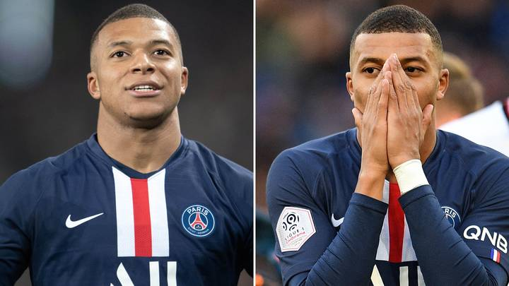 Kylian Mbappe's PSG Departure Was 'Almost Done' Before Coronavirus Suspended The Season
