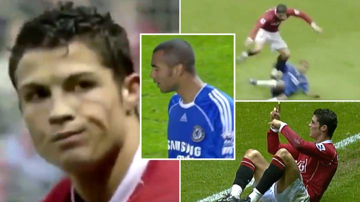'I Had You In My Pocket!' - Prime Ashley Cole Once Dominated Cristiano Ronaldo In A Defensive Masterclass