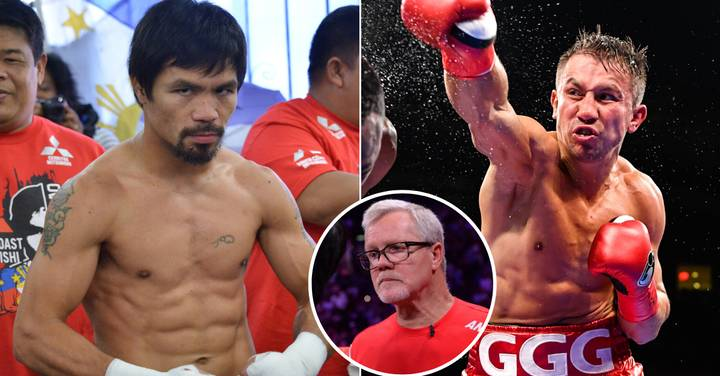 The One 'Crazy' Fight Manny Pacquiao's Trainer Has Warned Him Not To Take