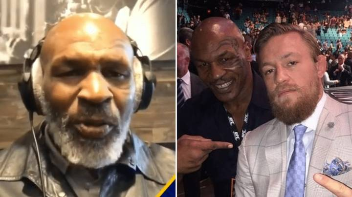 Mike Tyson Drops Truth Bomb On Conor McGregor When Asked About Him Returning To UFC