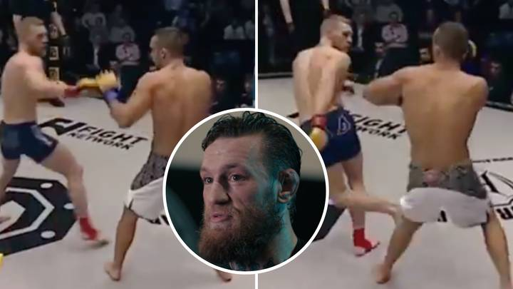 Conor McGregor Gives One Of His Moves An Official Name And Explains Why He Did It