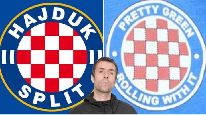 Former Oasis Frontman Liam Gallagher Facing Legal Action From Croatian Side Hajduk Split