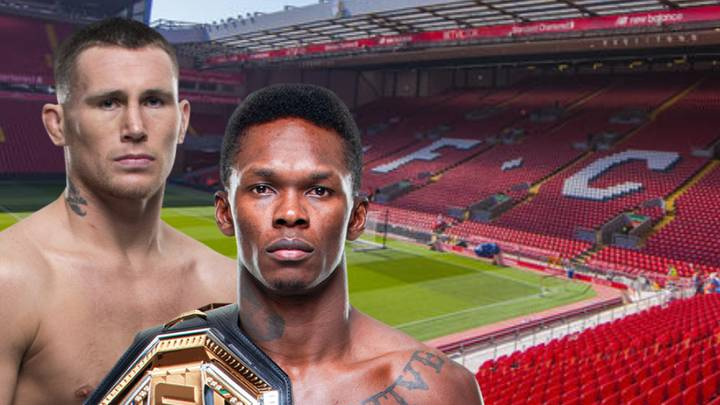 Darren Till Exclusive: I Dream Of Fighting Israel Adesanya At Anfield