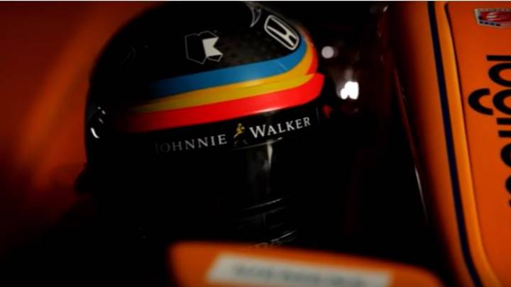 WATCH: McLaren Honda Reveal Fernando Alonso's Indy 500 Car