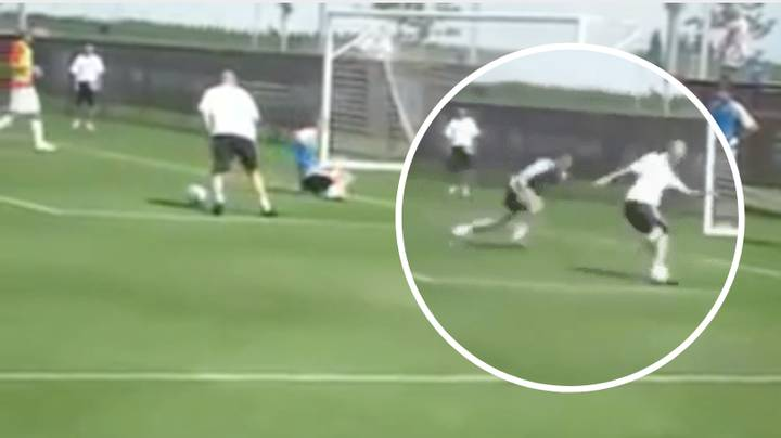 When Zinedine Zidane Embarrassed Young Goalkeeper By Sending Him To The Shops, Three Times