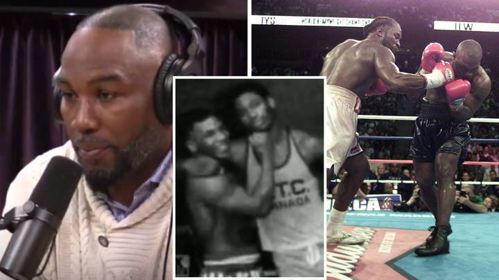 Lennox Lewis Opens Up About Training With A Young Mike Tyson