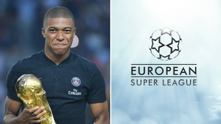 Players Involved In European Super League Will Be Banned From International Tournaments