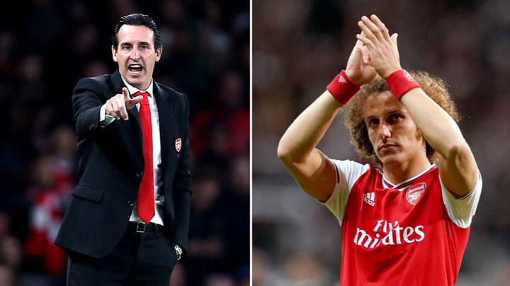 David Luiz Exclusive: Passionate Unai Emery Is Giving 100% Every Day, We Are Trying To Give The Same Back