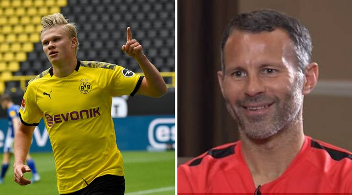 Man United Legend Ryan Giggs Names The Three Best Young Players In World Football