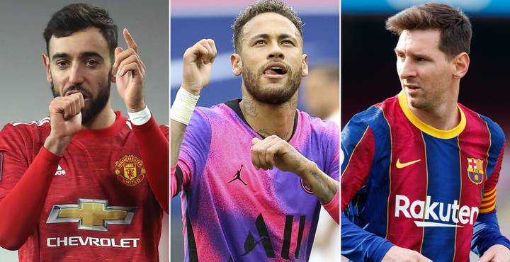 The 50 Best Footballers In The World For 2021 Have Been Named And Ranked
