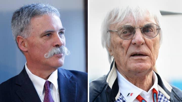 New F1 Owner Critical Of Bernie Ecclestone's Attitude To F1