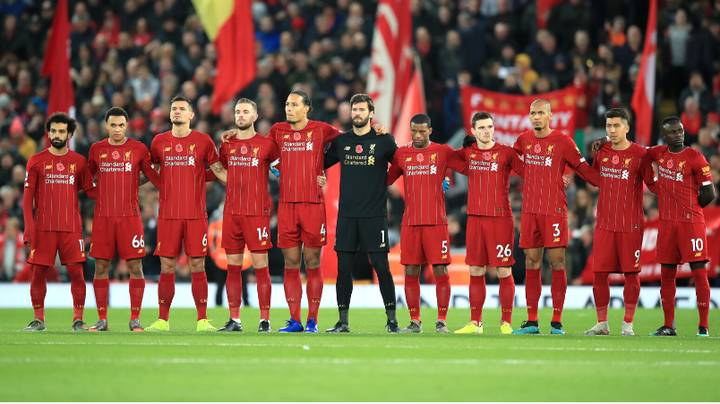Liverpool Fans Vote On Who Should Win Their Player Of The Year