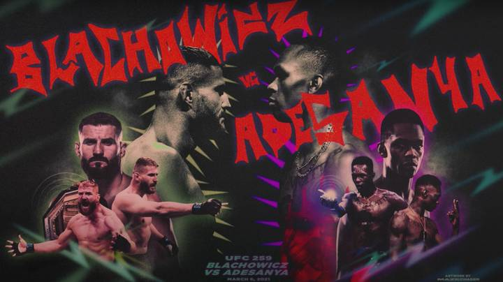 Israel Adesanya Shares Fan-Made Promo Video For UFC 259 And Urges Dana White to Hire The Creator