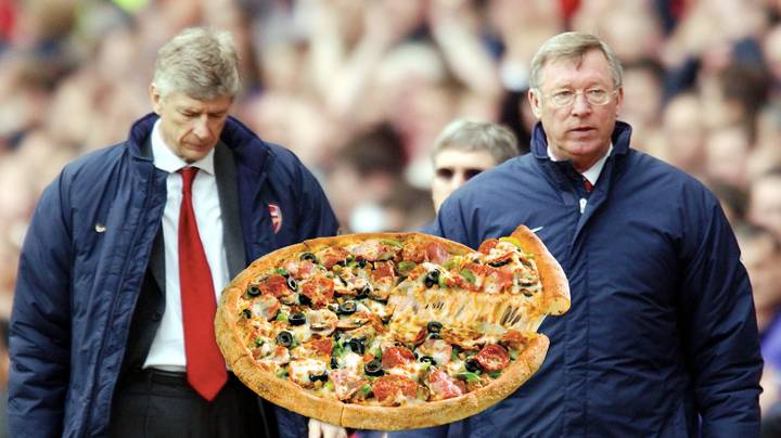 The Story Behind The 'Pizzagate' Scandal At Old Trafford: 15 Years On