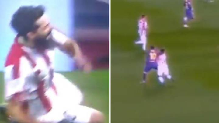 Video Shows Why Lionel Messi Hit Out At Asier Villalibre