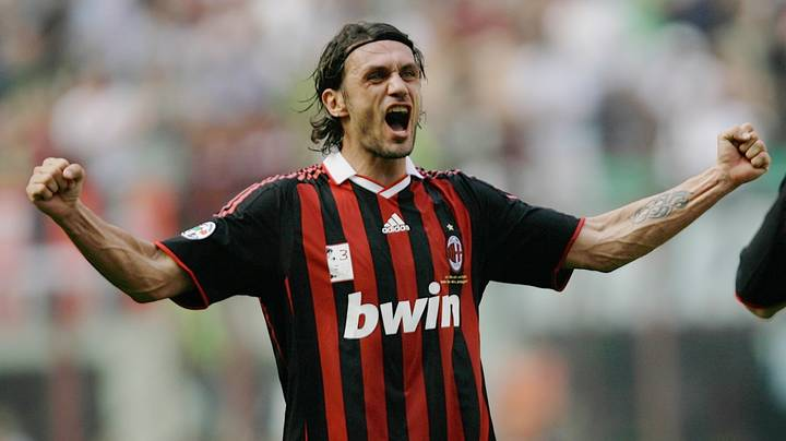 Paolo Maldini Names The Top Two Defenders In World Football