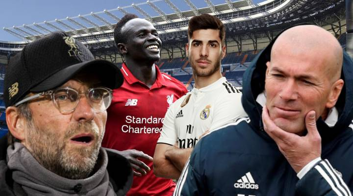Liverpool's Shock Move For Marco Asensio Would Cost Them £67m And Sadio Mané