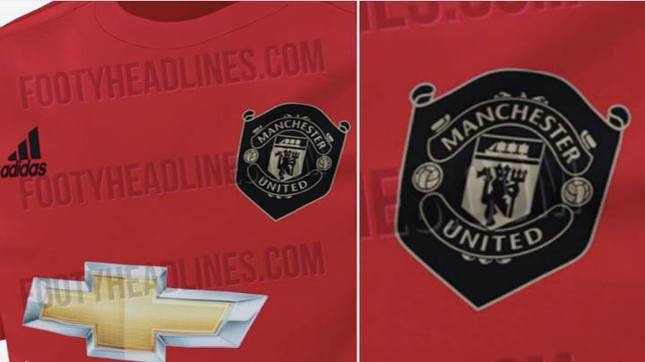 Manchester United's Home Kit For 2019/20 Season Leaked