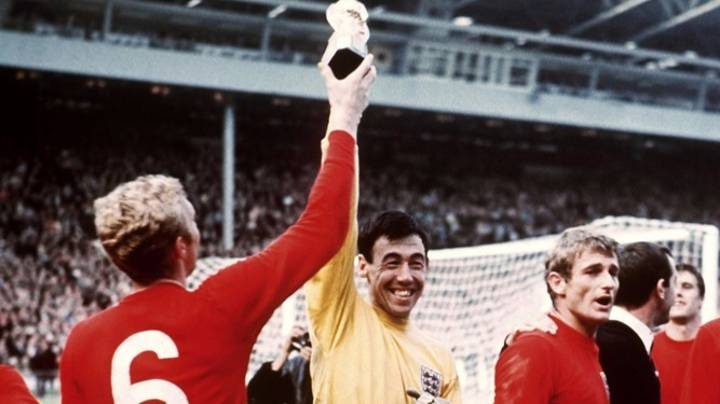 England's 1966 World Cup-Winning Goalkeeper Gordon Banks Has Died, Aged 81