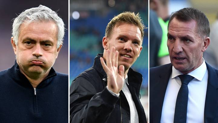The Top Five Manager Transfer Fees Have Been Revealed After Julian Nagelsmann Smashes Record