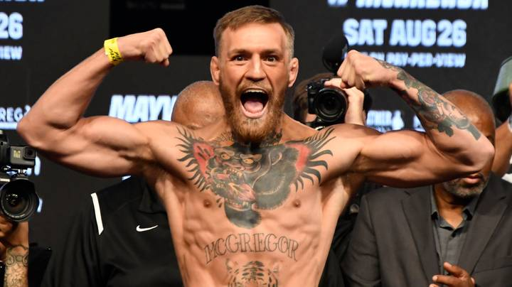 Conor McGregor Tells Tennis Players Complaining About Quarantine To 'Get Their Act Together'