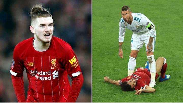 Harvey Elliott Refused To Meet Sergio Ramos When Real Madrid Tried To Sign Him From Fulham