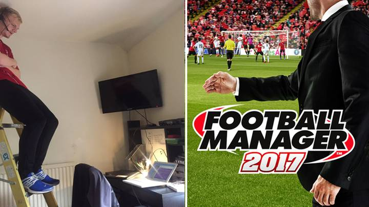 LAD Receives One Match Ban On Football Manager And Goes Viral
