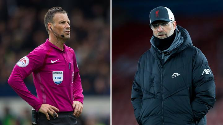 Former Referee Mark Clattenburg Accuses Jurgen Klopp Of Being A Hypocrite
