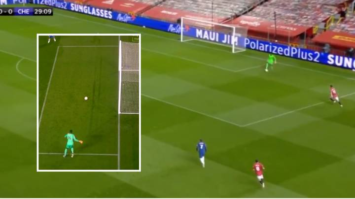 Edouard Mendy Almost Scored The Most Embarrassing Own Goal In Premier League History
