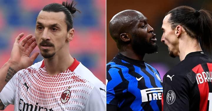 Zlatan Ibrahimovic Gives Testimony On Romelu Lukaku Racism Row To Italian Investigators