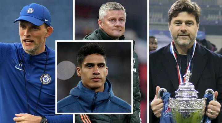Manchester United Facing Last-Minute Competition From Chelsea And PSG In Bid To Sign Raphael Varane From Real Madrid