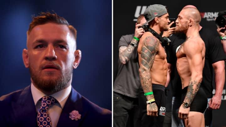 Dustin Poirier Accuses Conor McGregor Of Breaking Rematch Promise