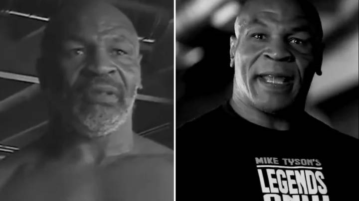 Mike Tyson Lost His S**t Filming Promo For Fight With Roy Jones Jr