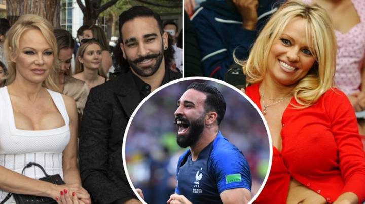 Adil Rami Had Sex With Actress Pamela Anderson 'Twelve Times A Night'